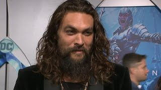 Jason Momoa Reveals Whether or Not He