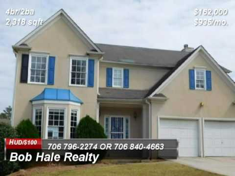 Homes For Rent To Own In Lawrenceville Ga Atllease2owncom Youtube