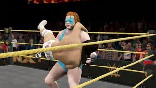 WWE 2K15 (PS4) Big Blu Bear MyCareer EP5 (#1 Contenders Match)