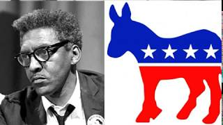 Counter Productive Blacks: Bayard Rustin the C.I.A Agent