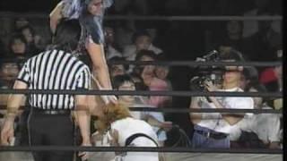 大田区王者伝説 '92 第5試合 CMLL世界女子シングル選手権 CMLL Women's...