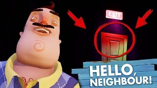 ЭТО НОВЫЙ КОШМАР СОСЕДА! - Hello Neighbor: Reborn (ALPHA 4)