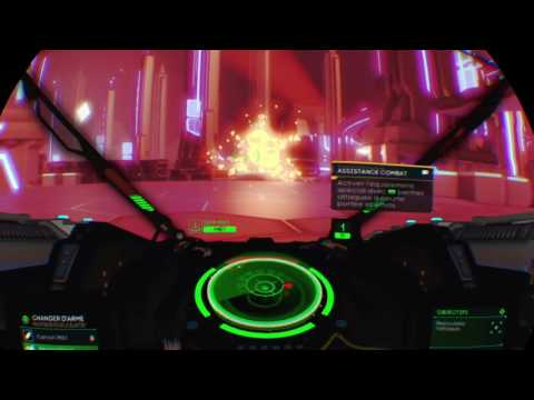 Battlezone game avec le plastation vr |