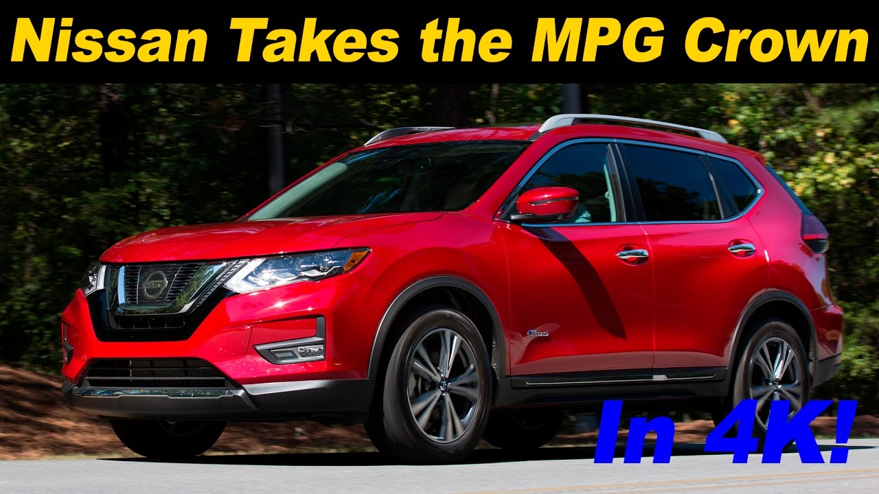 2017 Nissan Rogue Hybrid First Drive Review And Road Test In 4k Uhd