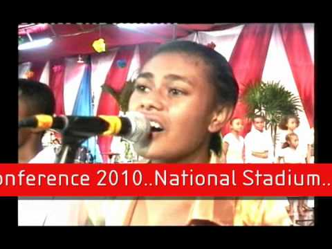 All Nation Christian Fellowship International  Conference 2010-SUVA SUNDAY SCHOOL CHOIR