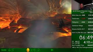 Jak and Daxter Any% Speedrun in 18:30 (WR)
