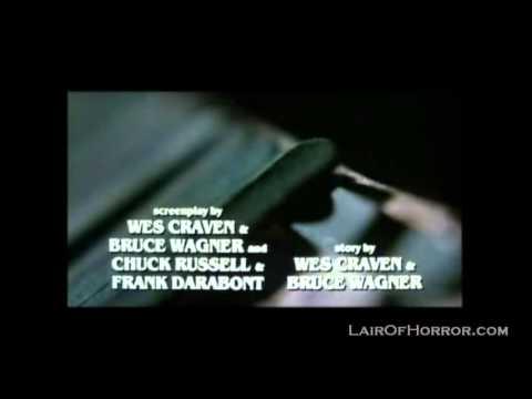 A Nightmare On Elm Street 3 Alternate Opening