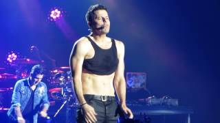 New Kids On The Block - Hard (Not Luvin U) - Live at Nassau Coliseum