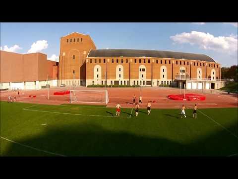 Nebraska Huskers Track Practice