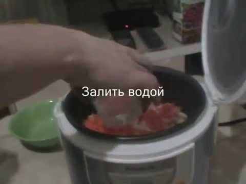 Суп в мультиварке panasonic sr tmh18