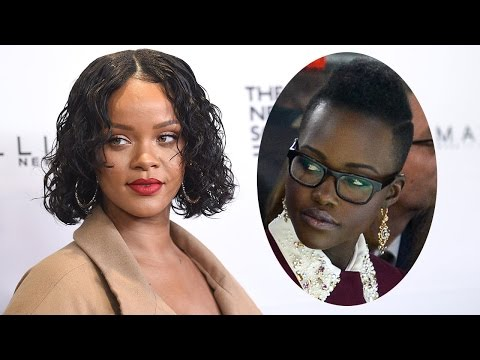 EXCLUSIVE: Rihanna Reacts to Lupita Nyong'o Scammer Movie News: 'Wait and See'