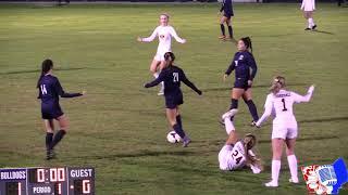Avon Lake @Olmsted Falls - '18 OH Girls Soccer Playoffs