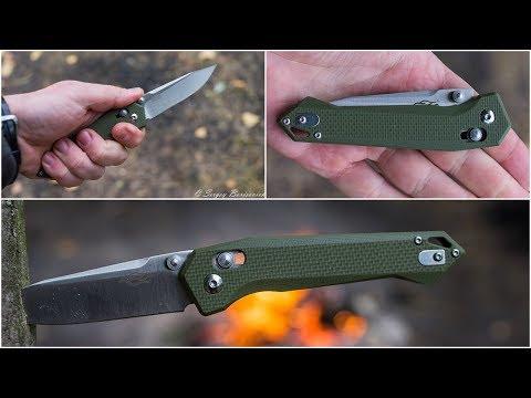 Firebird FB765 - простой и надежный нож без нежных подшипников