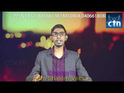 Christian Latest Message || You Are Cleaned By The Word Of God || Bro.Shalom Veesa