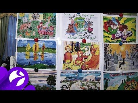Юную художницу из Тарко – Сале наградили в Москве