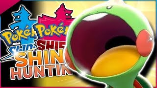LIVE SHINY CHEWTLE HUNTING! Pokemon Sword & Shield Shiny Hunting!