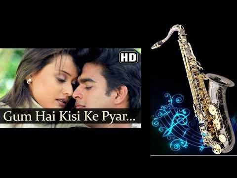 #482:--gum-hai-kisi-ke-pyar-mein--saxophone-cover-by-suhel-|-dil-vil-pyar-vyar-mein