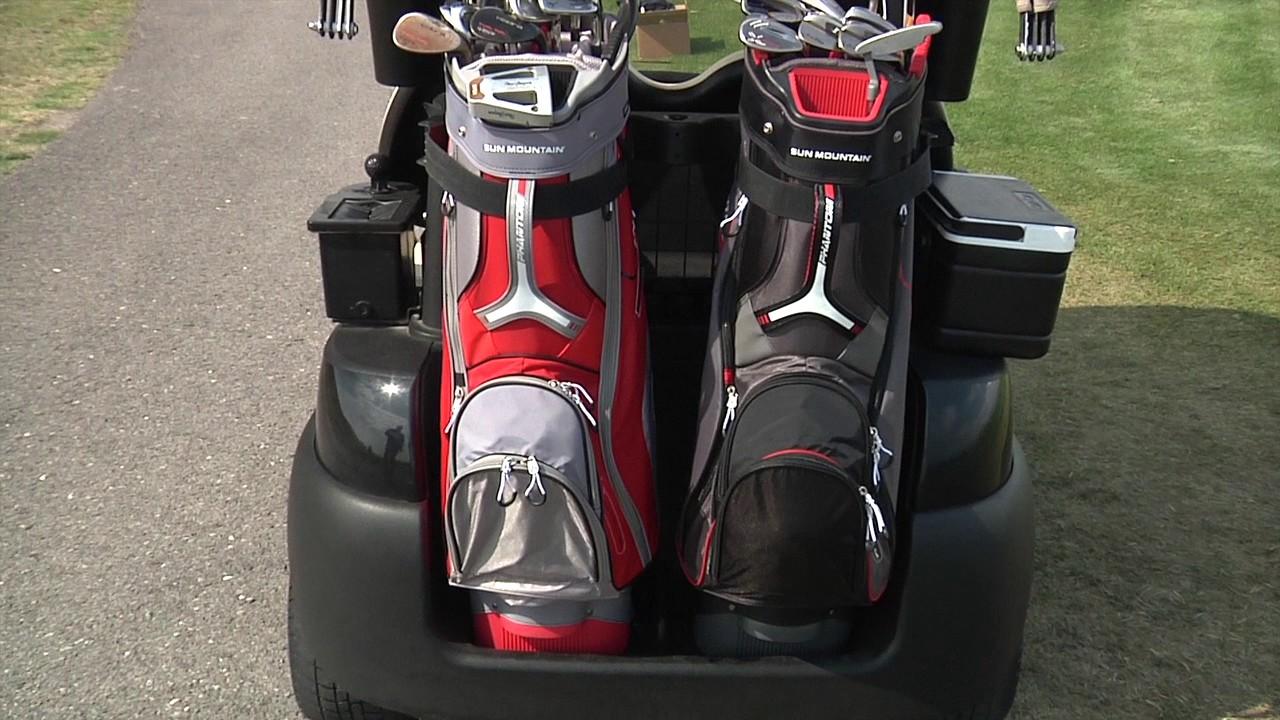 Sun Mountain 2017 Phantom Golf Cart Bag