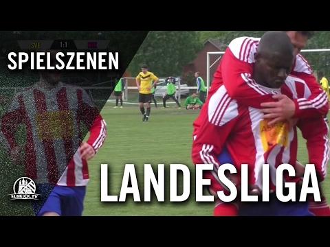 SV Eidelstedt - FK Nikola Tesla (Landesliga Hammonia) - Spielszenen | ELBKICK.TV