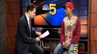 JERO interview on NBC Chicago on 1 14 2012