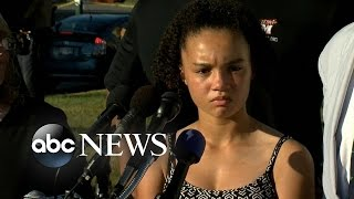 Teen Pepper-Sprayed by Police Shares Her Story