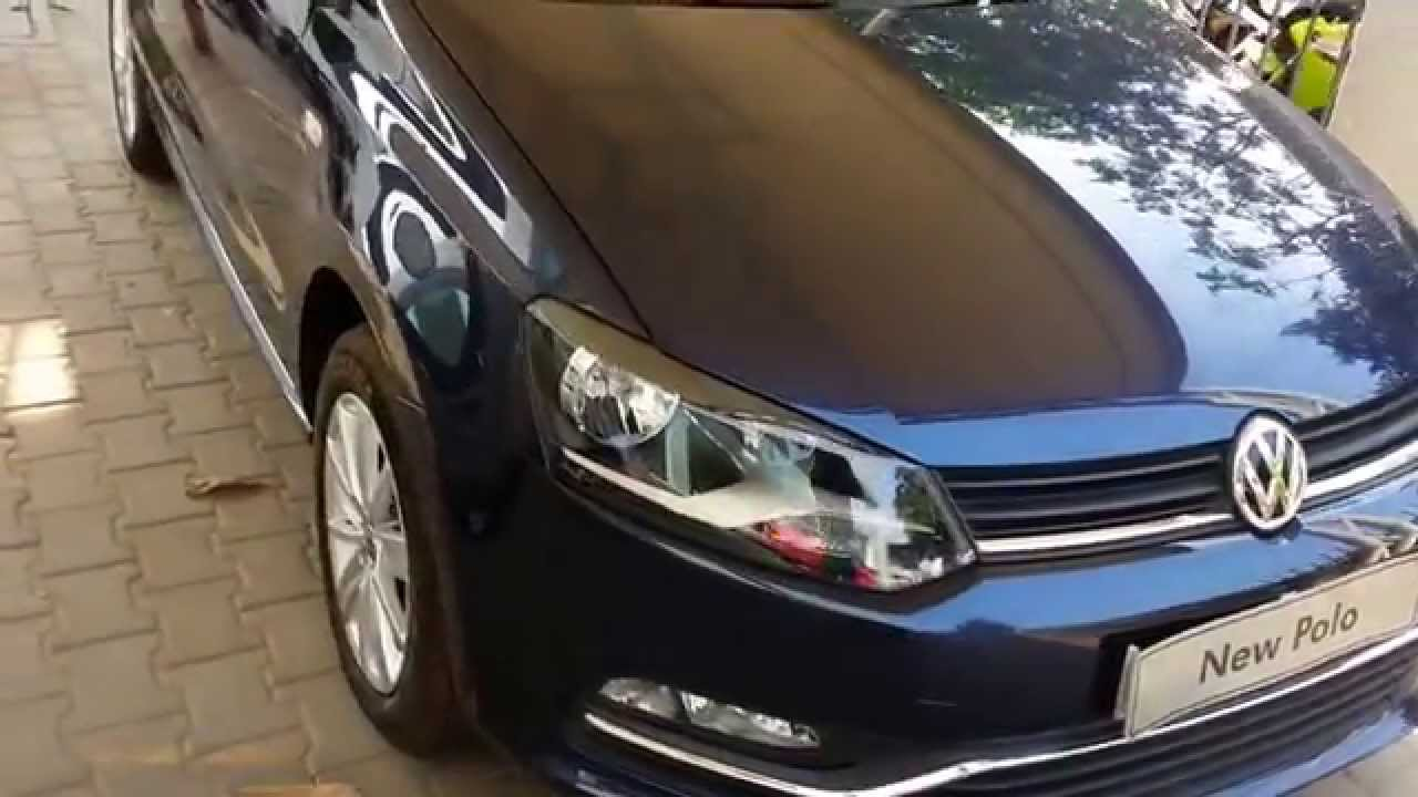 Volkswagen New Polo Walkaround And Colors 2015 Youtube