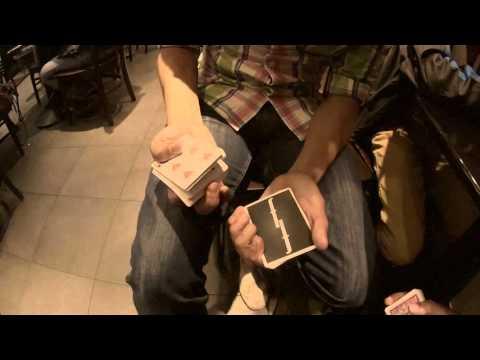Truco express II - Triunfo a la antigua - truco de magia revelado