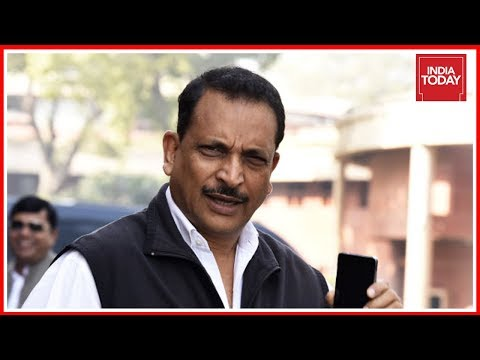 Union Minister Rajiv Pratap Rudy Resigns ; Big Shake Up Ahead Of Cabinet Rejig