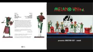 Mecano Un- Ltd. (Dirk Polak & Mick Ness) - Erector Set- rebuilt - PILAR