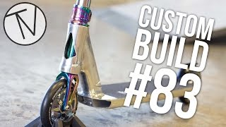 Custom Build #83 │ The Vault Pro Scooters