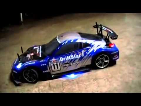 Drift Star Electric Exceed Rc Car Nissan Led Lights Hq