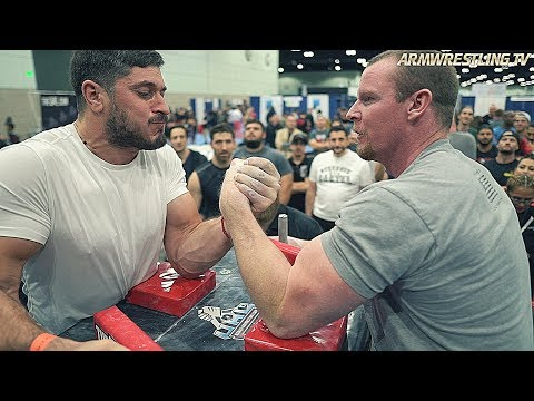 2019 California State ARM WRESTLING Championship 205 LB class