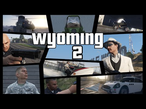 Wyoming 2 | A GTAV Movie