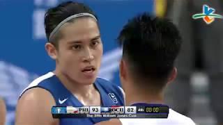 20170717 瓊斯盃男子組 菲律賓vs中華白 Highlight