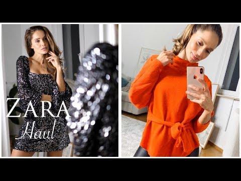 ZARA FASHION HAUL + TRY ON Oktober 2019 // Sheila Gomez