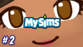 MORE APPLES! - MySims (Wii) - Part 2