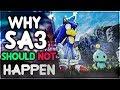 Sonic Adventure 3 Should NOT happen - Rant