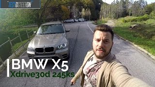 Test BMW-a X5 Xdrive30d 245ks 2011.