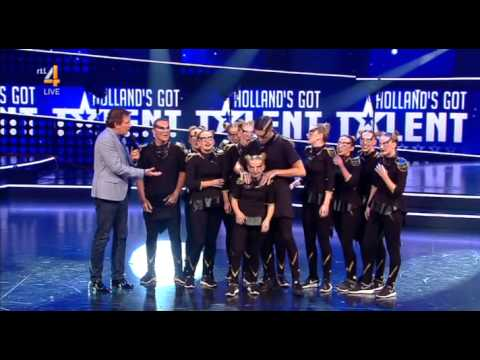 Kid Infusion | Liveshow 2014 | Holland's Got Talent | Fresh Label Studios