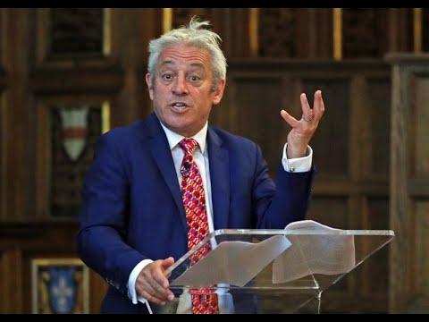 Commons Speaker John