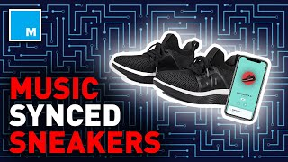 These Sneakers Will Keep You DANCING | [FUTURE BLINK]