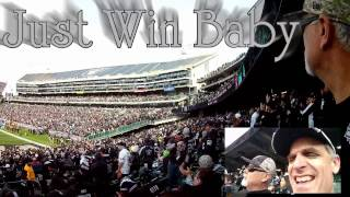 Raider Game Walking the Oakland Coliseum