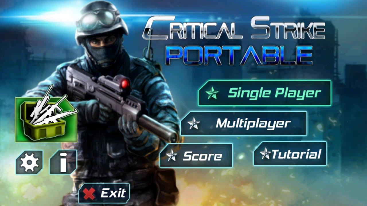 critikal strike portable