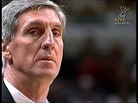 NBA Finals 1998 Spiel 3 auf DSF mit Frank Buschmann  Chicago Bulls - Utah Jazz