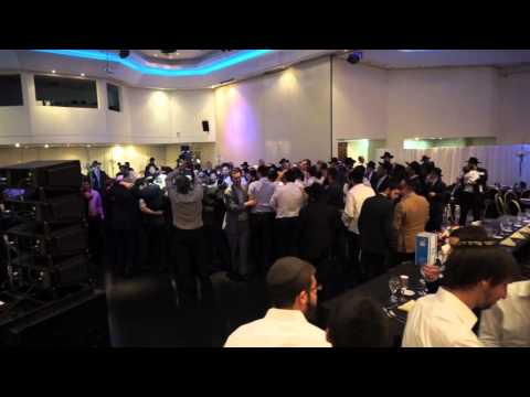 An Argentine Orthodox Jewish Wedding in Buenos Aires
