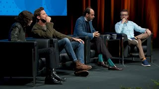 The Guardian at Tiff 2017: cast and crew of Call Me by Your Name