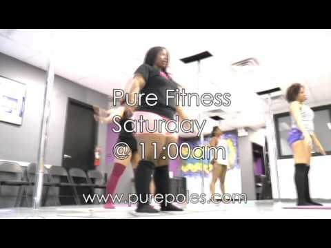 Spring 2016 Pure Pole Sexy Fitness Promo