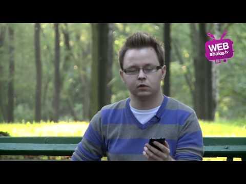 Samsung GALAXY S - recenzja, Mobzilla odc. 3