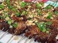 BÒ NƯỚNG - Cách ướp Thịt Bò và Thịt Heo nướng thơm ngon, cách pha Mắm Nêm của Má by Vanh Khuyen