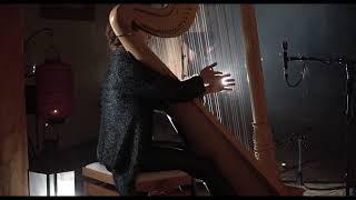 Extrait Impromptu op 86 pour harpe Gabriel Fauré par Caroline Grandhomme